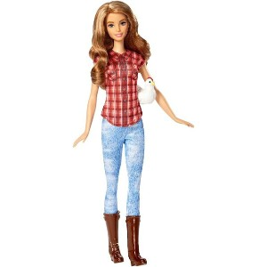 Barbie バービー Careers Farmer doll 人形