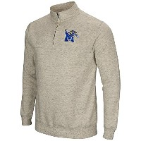 メンズMemphis Tigers Quarter Zip Sweatshirt XL