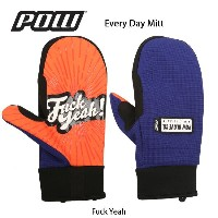 POW GLOVES パウグローブ Every Day Mitt 【スノー雑貨】日本正規品【即日発送】