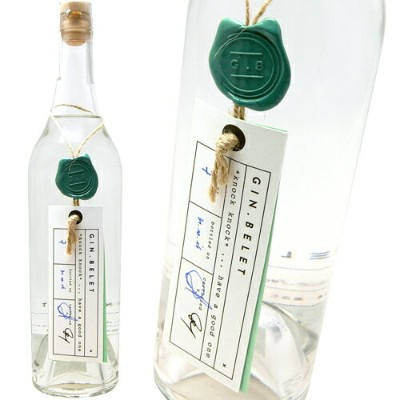 ジン・ベレ No.7 40%(700ml)Gin Belet No.7