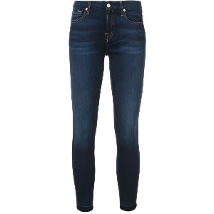 7 For All Mankind スキニー ジーンズ - ブルー
