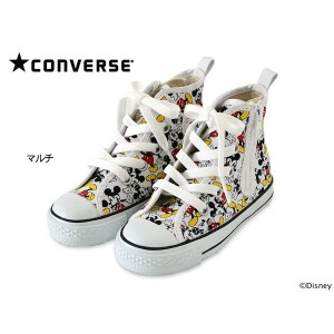 ★CONVERSE CHILD ALL STAR N MICKEY MOUSE■3CK639-K[15.0cm-18.0cm]【キッズ 靴 くつ クツ スニーカー コンバースオールスター ミッキー...