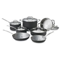 Cuisinart mcu-12 MultiClad無制限Dishwasher Safe 12-piece調理器具セット