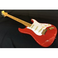 Fender Mexico LIMITED EDITION CLASSIC SERIES '50s STRATOCASTER Fiesta Red 新品[フェンダー][ストラトキャスター]...