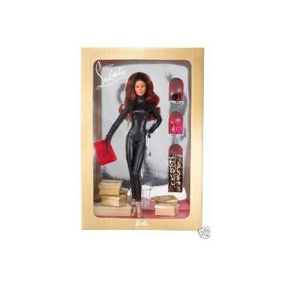Christian Louboutin Cat Burglar Barbie(バービー) Collector Doll ドール 人形 フィギュア