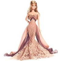 Barbie(バービー) Collector 2007 GOLD Label - CHRISTABELLE Doll ドール 人形 フィギュア