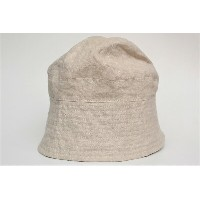 """toogood """" THE TINKER HAT - LAUNDERED LINEN """" トゥーグッド ティンカーハット col.OAT"""