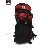 THE NORTH FACE バッグパック RED【中古】