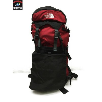 THE NORTH FACE バッグパック RED【中古】[値下]