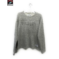 ROUGH and RUGGED 17SS MOTO CREW グレー (1)【中古】