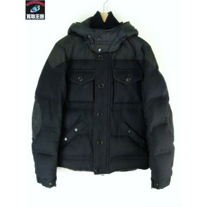 MONCLER REPUBLIQUE ネイビー 1【中古】