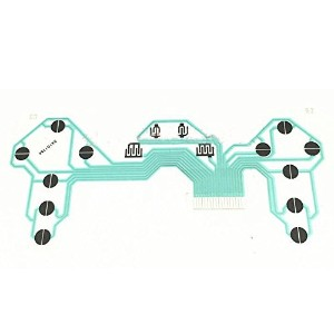 Zhhlaixing SA1Q135A Circuit Board Top 品質Buttons Ribbon Controller Playstation3 Film PS3