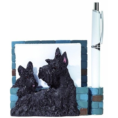 High quality46480-28 3D magnetic Poodle, white pet note holder. Makes the perfect pet gift for...