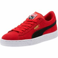 PUMA プーマ Suede Jr Sneakers 355110 スウェード ジュニア シューズ キッズ 取り寄せ商品