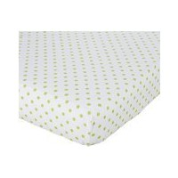 Carter's Animals Collection Fitted Crib Sheet by Carter's
