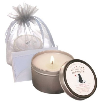 High quality In Loving Memory, Pet Lovers Cat Memorial Candle