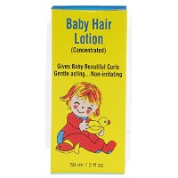 Clubman Baby Hair Lotion (Concentrated), 2-Ounce by Clubman