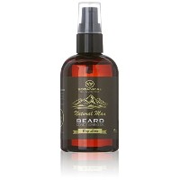 Natural Man Bay Lime Beard Oil - All Natural Beard Conditioner by Botanical Skinworks, 4 Ounce by...