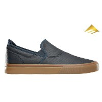 【Emerica】WINO G6 SLIP-ON RESERVE Ed Templeton Color-way カラー:darkblue 【エメリカ】【スケートボード】【シューズ】