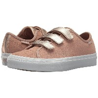 (取寄)Vans(バンズ) スニーカー スタイル 23V メンズ Vans Men's Style 23 V (2-Tone Metallic) Mahogany Rose/True White