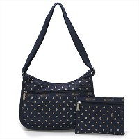 LeSportsac CLASSIC HOBO SPECKLE DOT HINT OF SPRING 女性用 バッグ レスポートサック [並行輸入品]