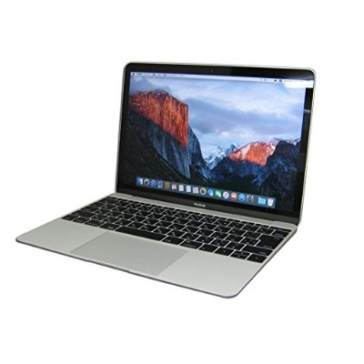【中古ノートPC】MacBook (Retina, 12-inch, Early 2016) ■ Core m7@1.3GHz/8GB/SSD 512GB ■ MacBook9,1 シルバー