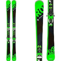 Rossignol Experience 88 HD Skis with SPX 12 Konectバインディング