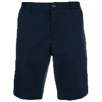 Boss Hugo Boss tailored shorts - ブルー