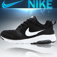 NIKE WMNS AIR MAX MOTION 819957-010 woman man shoes sneakers running slip-on loafers walking