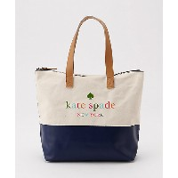 kate spade new york childrenswear/kate spade new york childrenswear  キャンバストートバッグ(8681416) コン 【三越...