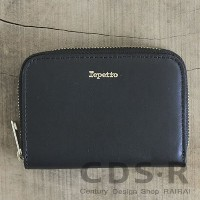 repetto PORTEFEUILLE MONNAIE ZIPPE コインケース(M0480VP/00480/99)レペット_dp10