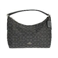 【スペシャル】コーチ バッグ シグネチャー COACH Outline Signature EW Celeste Convertible Hobo F58284 SVDK6 SV/Black...
