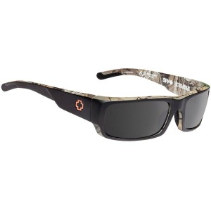 スパイ メンズ メガネ・サングラス【Caliber Sunglasses】Decoy Realtree Xtra/ Happy Bonze Polarized/ Black Mirror Lens