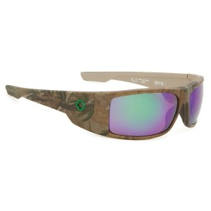 スパイ メンズ メガネ・サングラス【Konvoy Sunglasses】Spyand Realtree/ Happy Bronze Polarized/ Green Spectra Lens