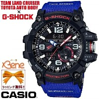 '18-3-9発売[希少!正規品/送料無料]CASIO G-SHOCK [TEAM LAND CRUISER TOYOTA AUTO BODY] タイアップ MASTER OF G...