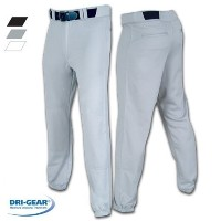 Champro bp6 a Adult Gray BaseballパンツXL