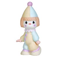 Precious Moments、誕生日ギフト、Bless the Days of Our Youth、誕生日Train Bisque Porcelain Figurine , # 142019...