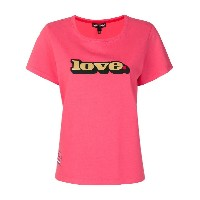 Marc Jacobs Love T-shirt - ピンク&パープル