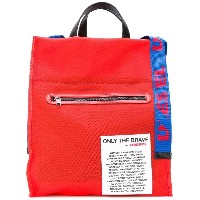 Diesel Only The Brave tote bag - レッド