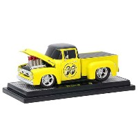M2 MACHINES 1:24SCALE MOONEYES 1956FORD F100 PICK UP