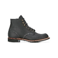 Red Wing Shoes レースアップブーツ - ブラック
