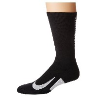 ナイキ メンズ 靴下 Elite Running Cushion Crew Socks