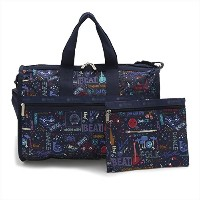 レスポートサック ボストンバッグ LeSportsac MEDIUM WEEKENDER 7184 E014 LITTLE ORCHESTRA