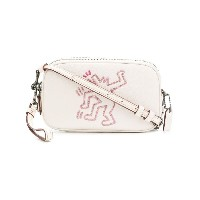 Coach Coach X Keith Haring クロスボディバッグ - ピンク&パープル