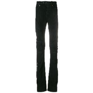 Unravel Project stretch skinny jeans - ブラック