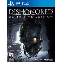 Dishonored Definitive Edition (輸入版: 北米) - PS4