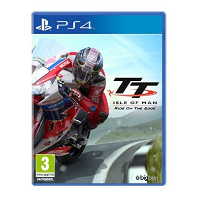 TT Isle of Man (PS4) (輸入版)