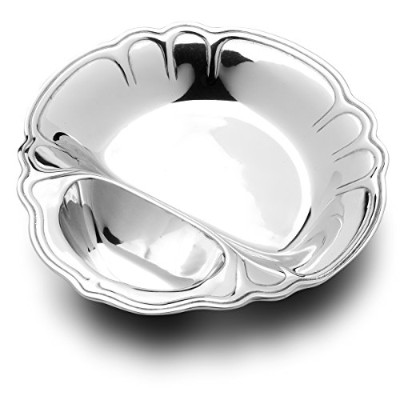 Wilton Armetale Stafford Chip and Dip Server, 33cm -by-30cm