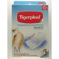 3 Pack of N1 Tigerplast (60x70mm) to Cover Wound Dressing