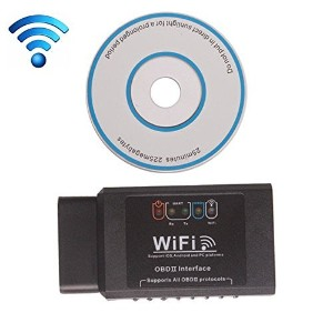 Parishop WiFi 車故障診断機 スキャンツール ELM327 OBD2 Wi-Fi for iPhone & iPad by Eurostile Ver 1.5